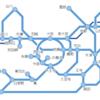 大回り乗車の最長経路について@大阪近郊区間 2019年度版