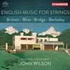 """英国音楽ファン必聴のプログラム!大反響が続くジョン・ウィルソンと""""シンフォニア・オヴ・ロンドン""""! エルガーやヴォーン・ウィリアムズの足跡を辿る、20世紀前半英国の弦楽オーケストラ作品集"""