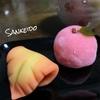 【西区】三恵堂。これぞ職人技!見て食べて2度美味しい、季節を彩る上生菓子。