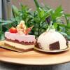 【パティスリー ランコントル】シンプルでナチュラルな雰囲気のケーキ屋さん(中区舟入幸町)