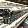 TOMIX &KATO 521系入線