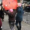 反トランプデモ Women's March ウーマンズマーチ @ニューヨークがすごかった