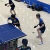 「1回戦、快勝です!」令和元年度三重県卓球選手権・男子ダブルス