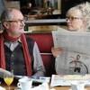 映画感想「ウィークエンドはパリで」「グッバイ・アンド・ハロー父か