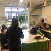 多摩の企業見学2回目は、三鷹の株式会社コミクリ(佐藤弘人社長)。