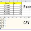 Excel:「SYLK」ファイルのエラー