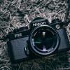 (camera)Nikon FE2 フィルムカメラ2台目は一眼レフ(作例あり)