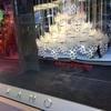 「新宿高野」は創業130年。クリスマスディスプレイにもこだわりがあります