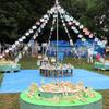 造形「さがみ風っ子展」淵野辺公園会場の写真での報告です。