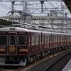 阪急京都線 JR京都線路線図を見て バックアップが足りない