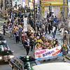 新宿から安倍政治にサヨナラを! 3.20新宿ピースウォーク