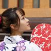 浴衣可愛い あやかさん その9 ─ 北陸モデルコレクション 2021.7.11 富山市岩瀬エリア ─