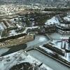 【ひとり旅】日本初の西洋式城郭・五稜郭を訪問。上から見るか、横から見るか(函館その3)