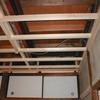 室内改造、改装1-3(和室を洋風仕上げで驚きの問題構造を発見!)