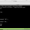tmux + iTerm2 + zsh による Mac開発環境構築 Part.1