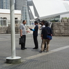 旅行2日目、日産自動車の株主総会に行ってきた