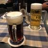 ANAビジネスクラス夫婦でヨーロッパ1日目★ミュンヘン市内★ビールとソーセージが旨い