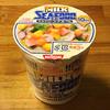 カップヌードル ミルクシーフードヌードル 食べてみました!チーズアレンジされた特濃仕立てのミルクスープ!