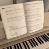 はじめから1人で学べる 大人のピアノレッスン(上巻)感想②(練習曲)