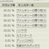ポリンビンゴ4枚め(18thアニバ)