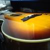 ギターで安らぎ