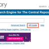Maven Central RepositoryをREST API(Apache Solr)で検索する