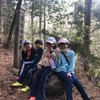 特別学習会スタート、午後はいろいろハイキング