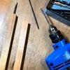 彫刻刀作り
