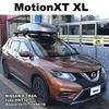 日産エクトレイルにTHULE MotionXT XLチタン取付
