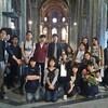 東京賢治シュタイナー学校 12年生ヨーロッパ美術旅行  ミネルヴァ教会とパンテオン