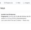 Brakemanを使用した各サービスの定時セキュリティチェック