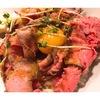 【必見☆飯テロ】お腹いっぱい美味しいランチ☆「ローストビーフ丼」「ステーキプレート」