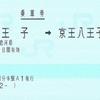 消費税増税後の連絡乗車券(金額入力)