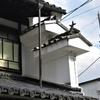 「うだつ」のある町並み、徳島の貞光