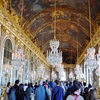 パリ旅6 ヴェルサイユ宮殿がきらきらすぎて疲弊
