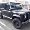 ディフェンダー110 ダブルキャブピックアップ 限定車 全塗装レポート(1)