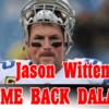 引退したTEジェイソン・ウィッテンが復帰するよ!