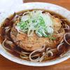 11月26日(木)昼食の天ぷらそばと、白山での取材。