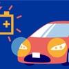 夏場の渋滞に要注意‼︎ バッテリー上がり