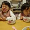 双子が風邪→主夫になる~抱っこ紐に助けられながら料理~