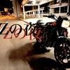 黒いZで夜の神戸を走る Z1300編