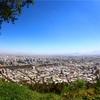チリの首都・サンティアゴに到着!ここからまたひとり旅