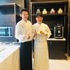 日本人シェフによる「和」なスイーツのお料理教室に参加しました@マリオットホテル ザ・スリウォン/PR
