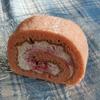 桜色ケーキ