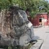泰山に向け出発、泰安駅から紅門までのルート-泰山(中国山東)世界遺産へ一泊二日旅行(2)
