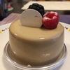 メゾプチ@マパテ&ポルトボヌール@パティシェリアで秋の気配のケーキ