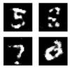 【GAN + PyTorch】仕組みの解説とMNISTで画像生成