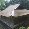 高知県にある国宝「豊楽寺薬師堂」
