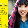 "3/7	下北沢mona records「amiinA presents ""birds forest"" - miyu Birthday Live -」お手伝いします。"