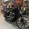 FXBRS ブレイクアウト ミルウォーキーエイト サイドナンバー サンダーバイク